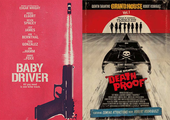 baby driver death proof