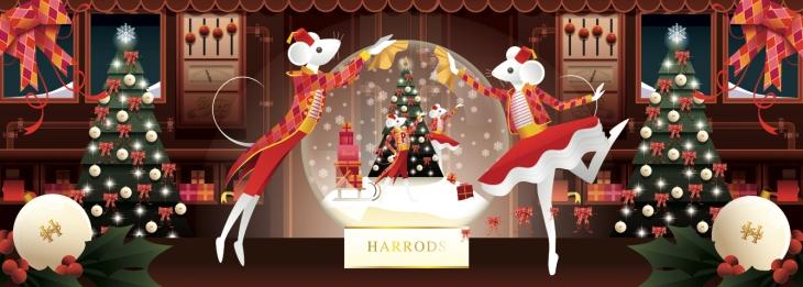 Harrods Globe copy