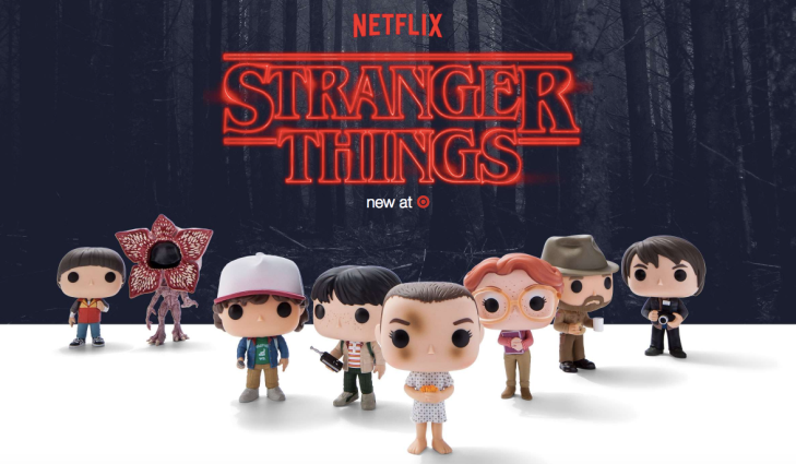 Stranger Things figurines
