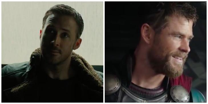 Blade Runner v Thor