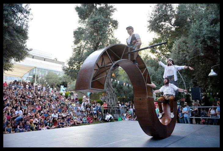 Vaiven Circo Danza