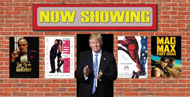 Trump film